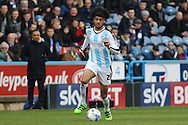 Philip Billing of Huddersfield Town in action. Skybet football league Championship match, Huddersfield Town v Sheffield Wednesday at the John Smith's Stadium in Huddersfield, Yorkshire on Saturday 2nd April 2016.<br /> pic by Chris Stading, Andrew Orchard sports photography.