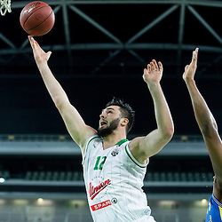 20170104: SLO, Basketball - NKBM League 2016/17, KK Union Olimpija vs KK Hopsi Polzela