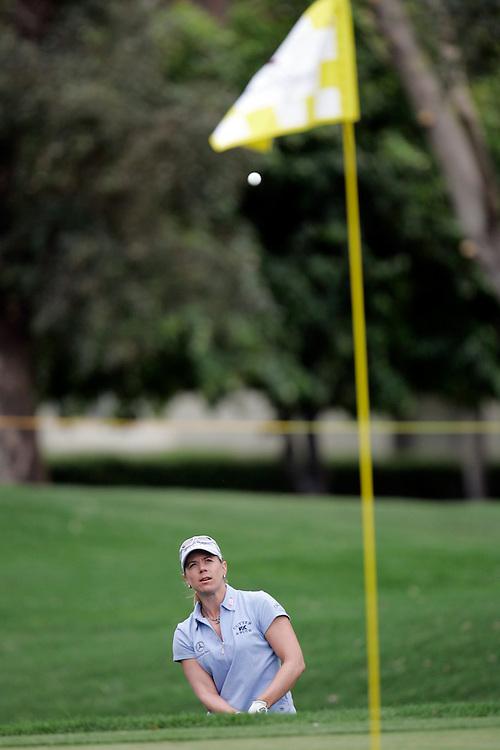 Annika Sorenstam during Kraft Nabisco in Rancho Mirage, CA on 3-24-05