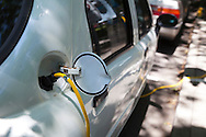 Electric Charging Stations on Portland, Oregon's city Streets
