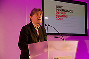 DEYAN SUDJIC, brit Insurance Design Awards 2009. Design Museum. London. 18 March 2009. *** Local Caption *** -DO NOT ARCHIVE-© Copyright Photograph by Dafydd Jones. 248 Clapham Rd. London SW9 0PZ. Tel 0207 820 0771. www.dafjones.com.<br /> DEYAN SUDJIC, brit Insurance Design Awards 2009. Design Museum. London. 18 March 2009.