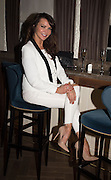 LIZZIE CUNDY, Nicky Haslam hosts dinner at  Gigi's for Leslie Caron. 22 Woodstock St. London. W1C 2AR. 25 March 2015