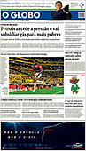 September 30, 2021 - LATIN AMERICA: Front-page: Today's Newspapers In Latin America