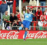 Photo: Mark Stephenson.<br /> Wrexham v Hereford United. Coca Cola League 2. 01/09/2007.Hereford's goal keeper Wayne Brown keeps a cleane sheet