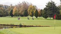 NUMANSDORP - Hole 7 . Golfclub Cromstrijen. COPYRIGHT KOEN SUYK