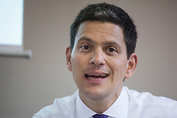 © licensed to London News Pictures. London, UK 04/07/2012. David Miliband speaks at Tackling Youth Unemployment seminar, which organised by TUC at the Bloomsbury Hotel, today. Photo credit: Tolga Akmen/LNP