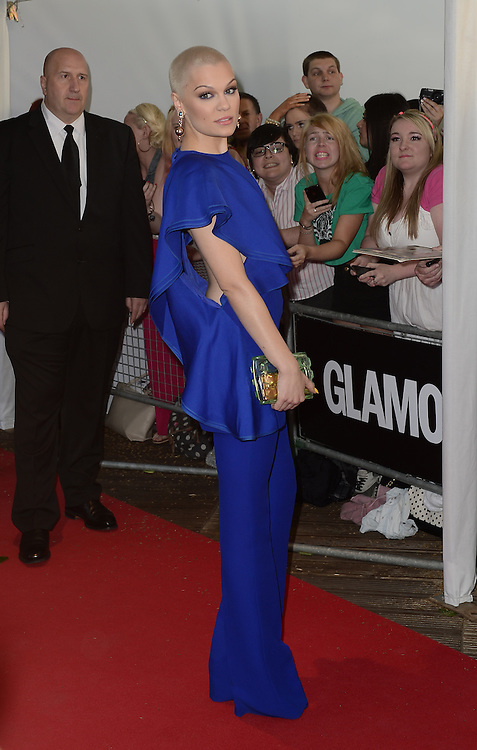 Jessie J attends the Glamour Women of the Year Awards 2013, London, UK