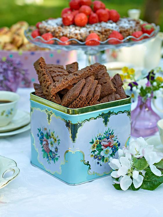 Chokladfest Baka med choklad