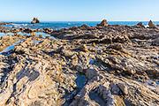 Corona del Mar Rugged Coastline