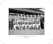 Neg No:.569/7826-7829...8081954AISHCSF2...08.08.1954, 8th August 1954..All Ireland Senior Hurling Championship - Semi-Final..Cork.4-13. Galway.2-1...Cork. ..D. Creedon, G. ORiordan, J. Lyons, A. OShaughnessy, M. Fouhy, V. Twomey, D. Hayes, G. Murphy, W. Moore, W. J. Daly, J. Hartnett, C. Ring (Captain), J. Clifford, E. Goulding, P. Barry.Sub: Tom OSullivan for Paddy Barry.C. Ring (Captain)