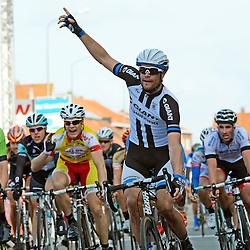 20140325: NED, Cycling - Luka Mezgec of Giant-Shimano Team