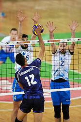 Mojtaba Mirzajanpour of Iran at exhibition game between Slovenia and Iran, on May 15, 2017 in SRC Stozice, Ljubljana, Slovenia. Photo by Matic Klansek Velej / Sportida