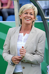 03.06.2011, Osnatel Arena, Osnabrueck, GER, WM 2012 FSP,  Deutschland (GER) vs Italien (ITA), .im Bild Bundestrainerin Silvia Neid (GER) during the WM 2011 Friendly Game, Germany vs Italy, at Osnatel Arena, Osnabrück, 2011-06-03, .EXPA Pictures © 2011, PhotoCredit: EXPA/ nph/  Hessland       ****** out of GER / SWE / CRO  / BEL ******
