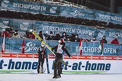 06.01.2021, Paul Außerleitner Schanze, Bischofshofen, AUT, FIS Weltcup Skisprung, Vierschanzentournee, Bischofshofen, Finale, Podium Gesamtsieg, im Bild Gesamtsieger Kamil Stoch (POL) // Overall Winner Kamil Stoch of Poland during Podium for the overall victory of the Four Hills Tournament of FIS Ski Jumping World Cup at the Paul Außerleitner Schanze in Bischofshofen, Austria on 2021/01/06. EXPA Pictures © 2020, PhotoCredit: EXPA/ JFK