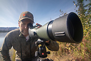Scouting for big game in Alaska and the Yukon