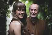 Francesca Dego & Roger Norrington.