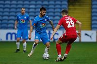 Macauley Southam-Hales. Stockport County FC 2-0 Wrexham FC. Vanarama National League. 28.12.20