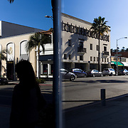 Daily life scenes from the Rodeo Drive area of Beverly Hills, CA.