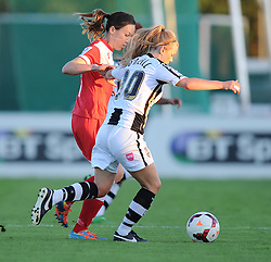 Bristol Academy Womens' Corinne Yorston  - Photo mandatory by-line: Alex James/JMP - Mobile: 07966 386802 - 04/10/2014 - SPORT - Football - Bristol - Stoke Gifford Stadium - Bristol Academy Womens v Notts County Ladies - Womens Super League