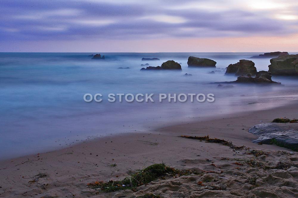 Rocky Coastline of Laguna Beach California