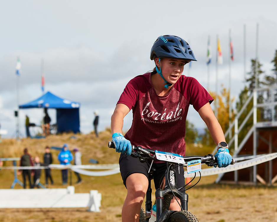 2021 YXY Cyclocross race at The Stadium.