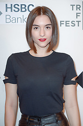 Quinn Shephard attending the screening of the movie The Miseducation Of Cameron Post during the 2018 Tribeca Film Festival at BMCC Tribeca PAC in New York City, NY, USA on April 22, 2018. Photo by Julien Reynaud/APS-Medias/ABACAPRESS.COM