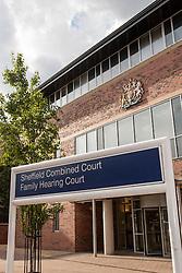 Sheffield Family court, Yorkshire UK
