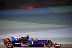 April 14, 2017 - Sakhir, Bahrain - Motorsports: FIA Formula One World Championship 2017, Grand Prix of Bahrain, .#26 Daniil Kwjat (RUS, Scuderia Toro Rosso) (Credit Image: © Hoch Zwei via ZUMA Wire)