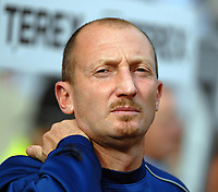 Photo: Ed Godden.<br />Coventry City v Plymouth Argyle. Coca Cola Championship. 30/09/2006. Plymouth Manager Ian Holloway.