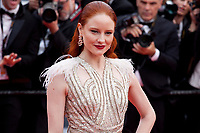 Barbara Meier at the Opening Ceremony and The Dead Don't Die gala screening at the 72nd Cannes Film Festival Tuesday 14th May 2019, Cannes, France. Photo credit: Doreen Kennedy