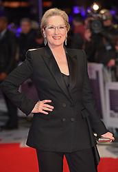 January 10, 2018 - London, England, United Kingdom - 1/10/18.Meryl Streep at the European premiere of ''The Post'' held at The Odeon Leicester Square..(London, England, UK) (Credit Image: © Starmax/Newscom via ZUMA Press)