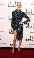 Karolina Kurkova, ELLE Style Awards, One Embankment, London UK, 18 February 2014, Photo by Richard Goldschmidt