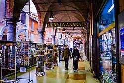 Shopping Mall in the centre of Bologna, Italy<br /> <br /> (c) Andrew Wilson | Edinburgh Elite media