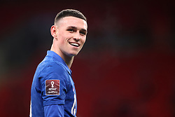 File photo dated 25-03-2021 of England's Phil Foden. Issue date: Tuesday June 1, 2021.