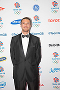 British Sailing Tom Squires during Team GB's annual ball at Old Billingsgate on the 21st November 2019 in London in the United Kingdom.