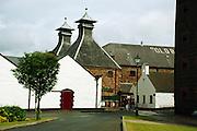 Bushmills whiskey distillery County Antrim Northern Ireland