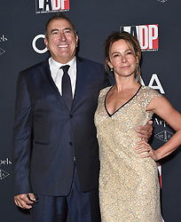 Natalie Portman, Erica Pelosini and others at at L.A. Dance Project's Annual Gala, Los Angeles, CA. 07 Oct 2017 Pictured: Jennifer Grey,Kenny Ortega. Photo credit: BAUER-GRIFFIN / MEGA TheMegaAgency.com +1 888 505 6342