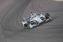 April 6, 2018 - Phoenix, AZ, U.S. - PHOENIX, AZ - APRIL 07: Driver Josef Newgarden wins this years race in the Verizon IndyCar Series Desert Diamond West Valley Casino Phoenix Grand Prix on April 7, 2018, at ISM Raceway in Phoenix, AZ. (Photo by Grant Exline/Icon Sportswire) (Credit Image: © Grant Exline/Icon SMI via ZUMA Press)