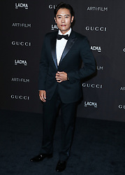 LOS ANGELES, CA, USA - NOVEMBER 03: 2018 LACMA Art + Film Gala held at the Los Angeles County Museum of Art on November 3, 2018 in Los Angeles, California, United States. 03 Nov 2018 Pictured: Lee Byung-hun. Photo credit: Xavier Collin/Image Press Agency/MEGA TheMegaAgency.com +1 888 505 6342