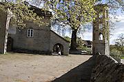 Greece, Epirus, Zagororia, Megalo Papigko villages, located in the Vikos-Aoos National Park,