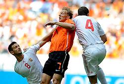 05-06-2010 VOETBAL: NEDERLAND - HONGARIJE: AMSTERDAM<br /> Nederland wint met 6-1 van Hongarije / Dirk Kuyt<br /> ©2010-WWW.FOTOHOOGENDOORN.NL