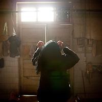 CHINA: FEMALE IMAMS