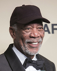 May 29, 2018 - Los Angeles, California, United States of America - Morgan Freeman accused of harassment and inappropriate behavior by 8 women. FILE PHOTO: Honoree Morgan Freeman, 54th Annual SAG Life Achievement Award recipient, poses in the press room of the 24th Annual Screen Actors Guild Awards held at the Shrine Auditorium in Los Angeles, California, Sunday January 21, 2018. ARIANA RUIZ/PI (Credit Image: © Prensa Internacional via ZUMA Wire)