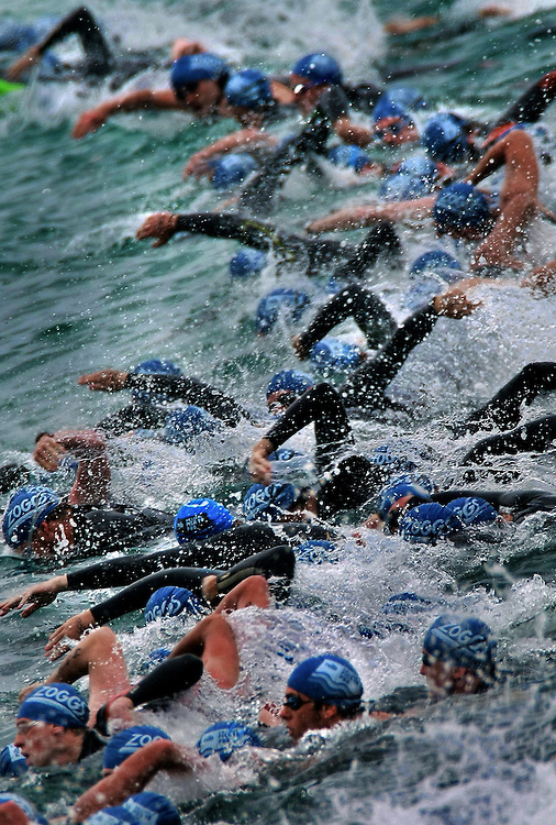 2008 Lorne Pier to Pub ocean swim race.Pic By Craig Sillitoe.10/12/2008 SPECIAL 000 melbourne photographers, commercial photographers, industrial photographers, corporate photographer, architectural photographers, This photograph can be used for non commercial uses with attribution. Credit: Craig Sillitoe Photography / http://www.csillitoe.com<br /> <br /> It is protected under the Creative Commons Attribution-NonCommercial-ShareAlike 4.0 International License. To view a copy of this license, visit http://creativecommons.org/licenses/by-nc-sa/4.0/.