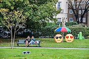 , The Sculpture Park - Frieze London and Frieze Masters 2014, Regents Park, London, 14 Oct 2014.