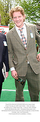 The HON.ANGUS ELPHINSTONE at a race meeting in Surrey on 25th April 2003.PJD 16 moro