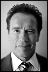 Arnold Schwarzenegger Behind the Scenes in London-March 2011