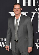 """13 February 2020 - Hollywood, California - Karl Makinen at the World Premiere of twentieth Century Studios """"The Call of the Wild"""" Red Carpet Arrivals at the El Capitan Theater."""