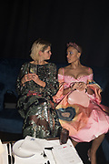 PIXIE GELDOF; ADWOA ABOAH, Natalia Vodianova, Naked Heart Foundation and LUISAVIAROMA, host the Fabulous Fund Fair, Roundhouse, Camden. London. 18 February 2019