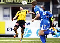 Fotball ,9. april 2012 , Adeccoligaen , 1. divisjon , Sarpsborg - Start 4-4<br /> Amin Nouri , Start